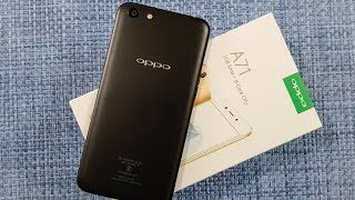 Oppo A71 Unboxing & Full Review