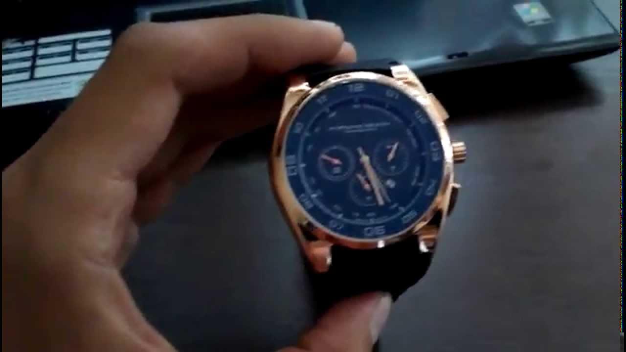 китайские часы porsche
