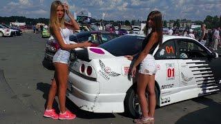 [Ч1] Autosation 2014 - Красивые авто и девушки, Russian girl, drift and car tuning(, 2014-07-27T03:04:01.000Z)