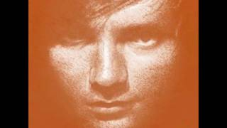 Ed Sheeran - Drunk HD Audio