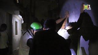 Công an quận Thanh Xuân quyết tâm tấn công, trấn áp tội phạm ma túy | Camera 141