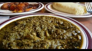 Download A taste of Congo - How to make Pondu (Congolese Food) Mp3 and Videos