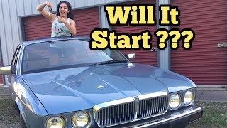 JAG CAR FOUND IN STORAGE UNIT / I Bought An Abandoned Storage Unit And Found A Car / Storage Wars