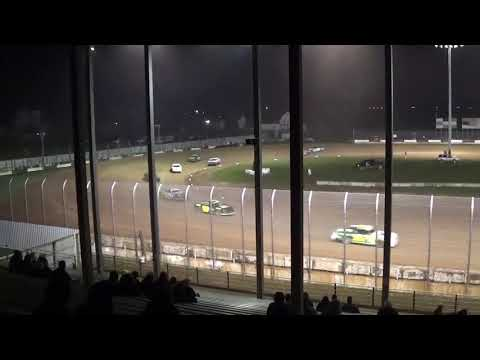5 3 19 stockcar feature at Luxemburg Speedway