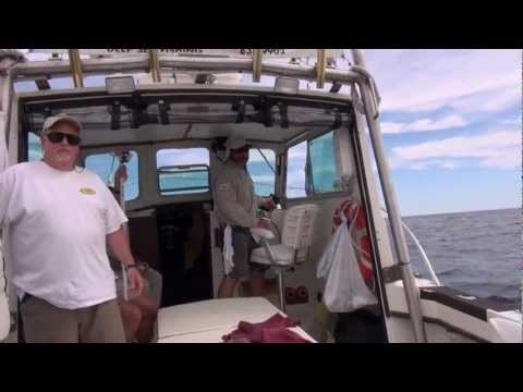 Deep Sea Fishing In The Gulf Of Maine With Atlantic Adventures And Capt. Jim Harkins - Episode 2