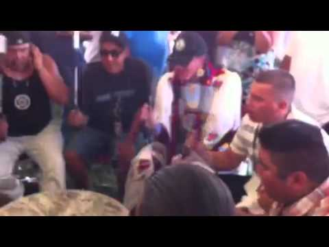 Northern Cree @ Yakama Legends casino 2011