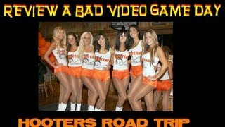 Review A Bad Video Game Day: Hooters Road Trip Review