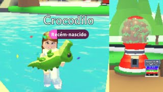ROBLOX : conseguiu novo Pet do adopt me