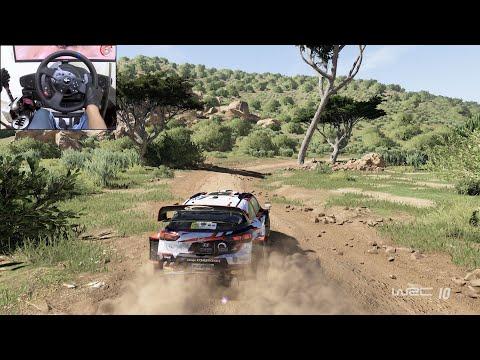 Hyundai i20 WRC - WRC 10 FIA World Rally Championship   Thrustmaster T300RS