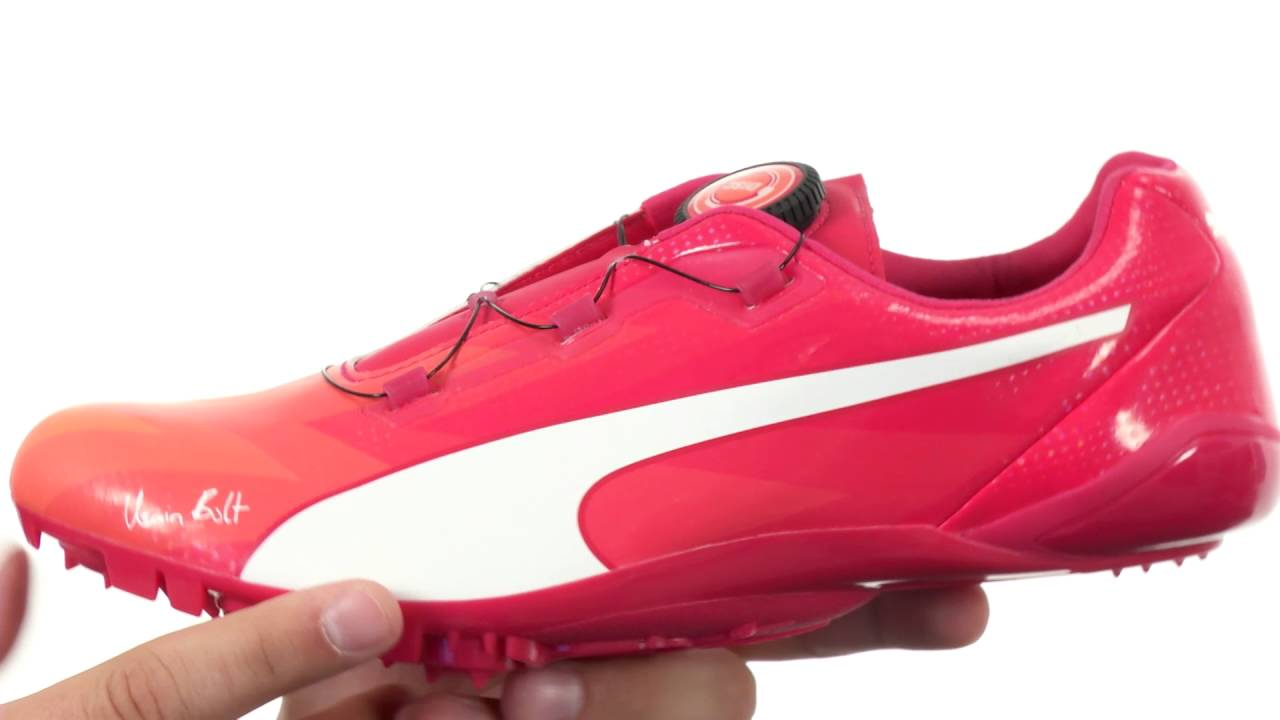PUMA Bolt Evospeed Disc SKU 8676255 - YouTube 33f92ef22