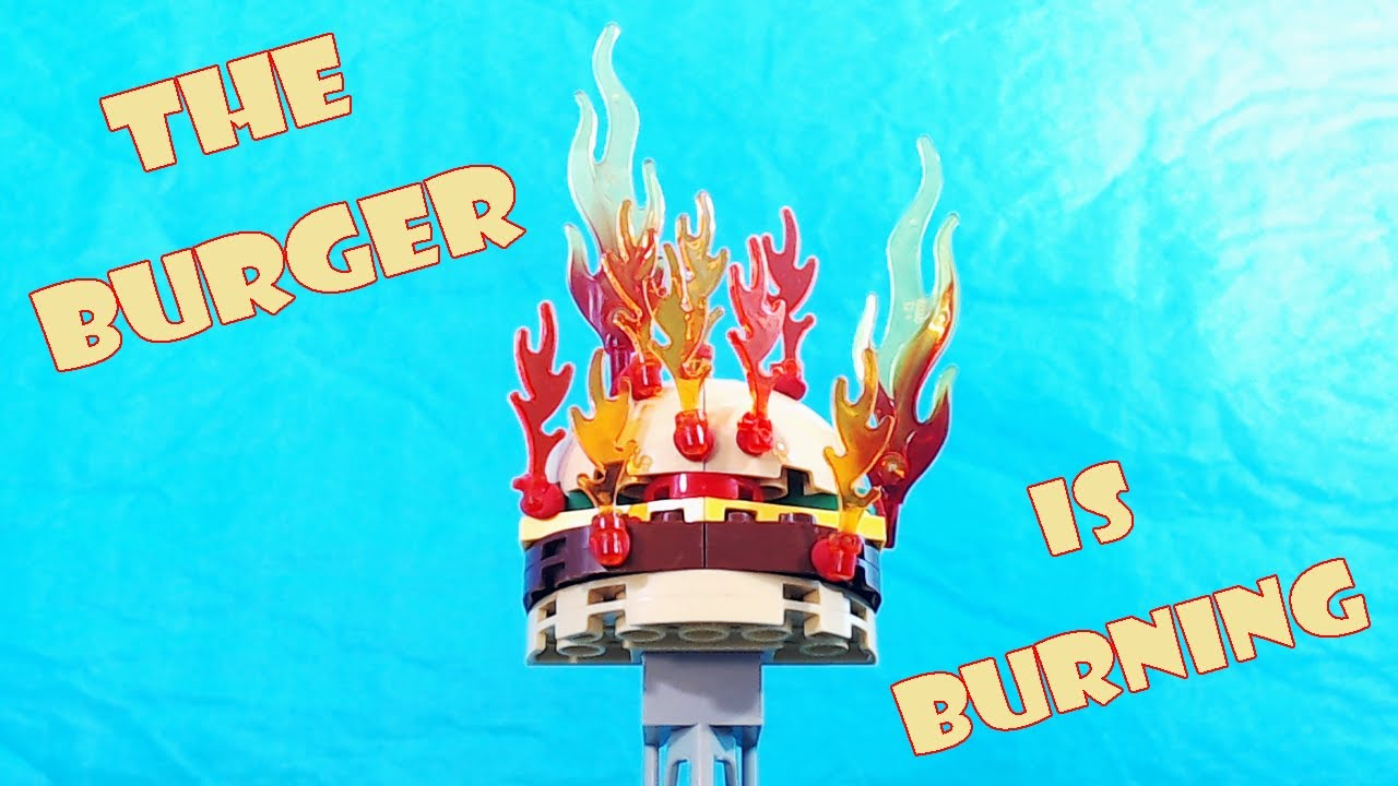 The Burger is Burning
