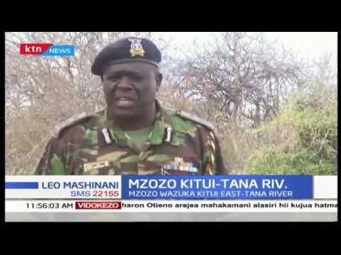 Mzozo wazuka Kitui East- Tana river