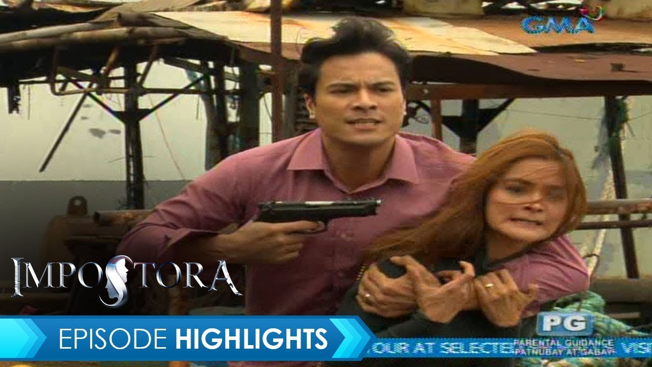 Impostora: Rosette is going down
