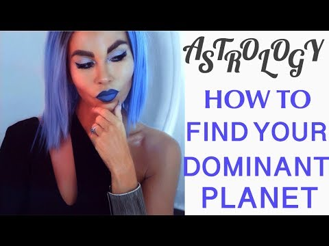 🌟ASTROLOGY🌟 How to find your DOMINANT PLANET 🤠 - YouTube