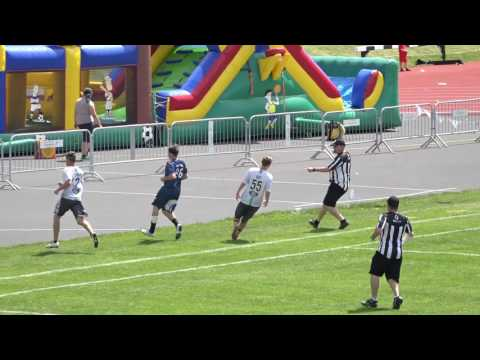 Game Highlights: Ottawa Outlaws at Montreal Royal — Week 17