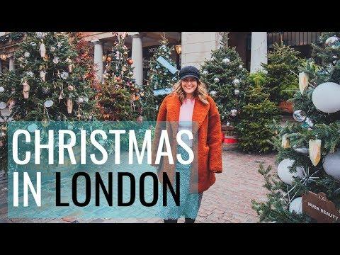 Christmas In London // United Kingdom