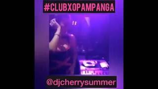 Gambar cover DJ Cherry Summer at CLUB XO Pampanga