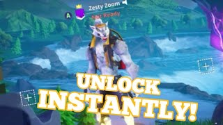 How To Unlock Max Dire Wolf Instantly! (Quick and Easy!) Fortnite Battle Royale