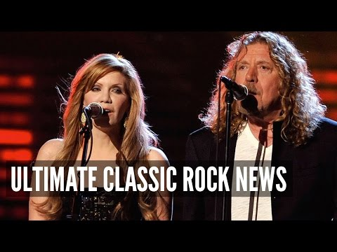 Robert Plant's Early Christmas Surprise - A New Song!