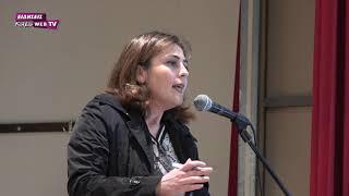Ομιλία Ηλιάνας Καρυπίδου στη λαϊκή συνέλευση των Μουριών-Eidisis.gr webTV