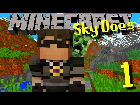 Sky Does Minecraft Episode 1 : New World 2
