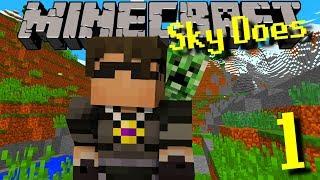 Sky Does Minecraft Episode 1 : New World 2