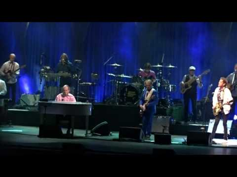 "Blondie Chaplin with Brian Wilson & Al Jardine - ""Sail on Sailor"""