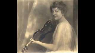 Maud Powell - Moszkowski/Rehfeld: Serenata