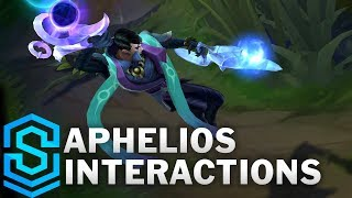 Aphelios Special Interactions