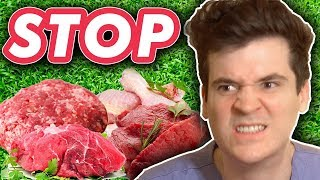 STOP Feeding RAW Food To Your Pet!!