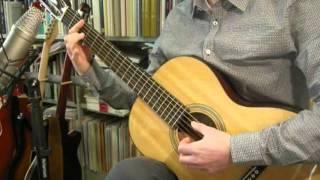 Finlandia Hymn / Be Still, My Soul - Guitar arrangement