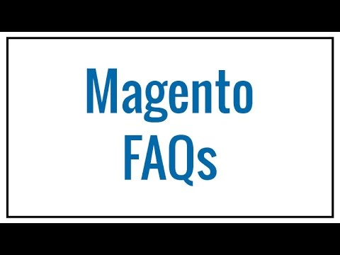 Magento FAQs | Coalition Technologies