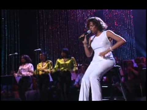 Whitney Houston - Why Does Tt Hurt So Bad - Live!