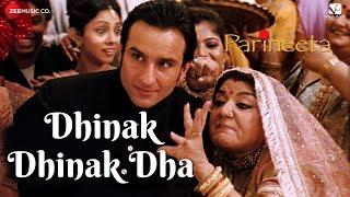 Dhinak Dhinak Dha | Parineeta | Saif Ali Khan  Dia Mirza | Rita Ganguly