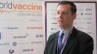 Dr David McIntosh, Novartis Vaccines & Diagnostics