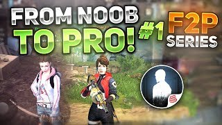 NOOB TO PRO! NEWBIE GUIDE! PART #1 - F2P SERIES! - LifeAfter