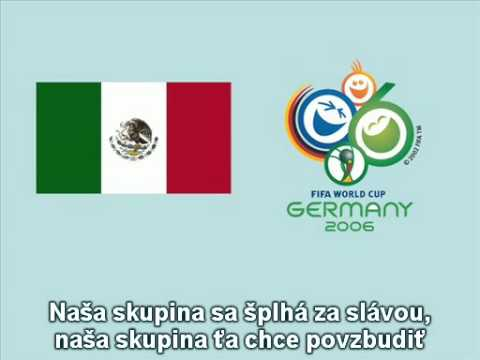 RBD - México México (preložený text) Travel Video