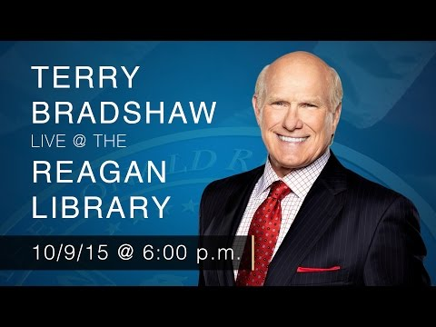 An Evening with Terry Bradshaw — 10/9/15
