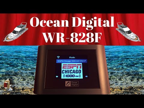 Ocean Digital WR-828F Wifi Stereo Internet Radio with FM Review