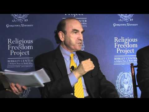 Elliot Abrams on the Bush Administration's Strategy in the Middle East