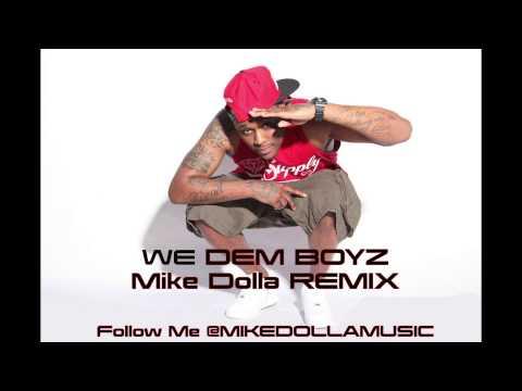 Wiz Khalifa - We Dem Boyz (Hold Up)