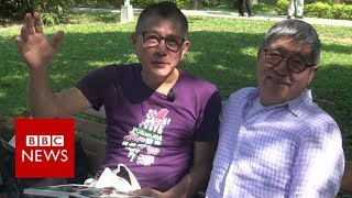 Taiwan same-sex marriage referendum: 'Every kind of love has value' - BBC News