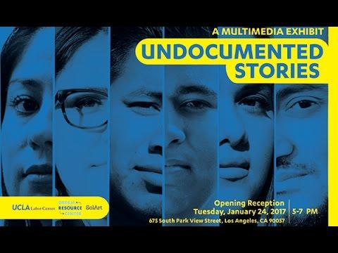 Undocumented Stories: A Multimedia Exhibit...