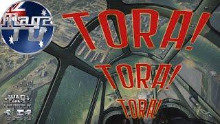 War Thunder - Tora! Tora! Tora! - Marked Simulation Custom Battle
