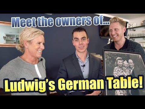 Ludwig's German Table - German Cuisine and Beer Garden   Germania Hall   Downtown San Jose