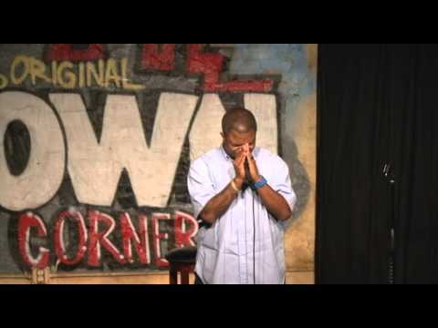 Benji Brown Comedy Special with host Wanda Smith at Uptown Comedy Corner
