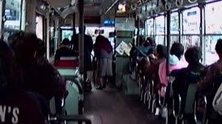 1991 西武バス ひばりヶ丘駅前-田無駅前 Seibu Bus - Hibarigaoka to Tanashi 911212