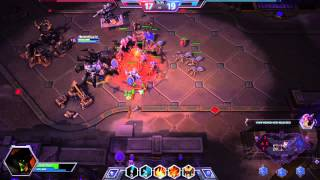 Heroes of the storm - Apocalyptic Azmodan - part 2