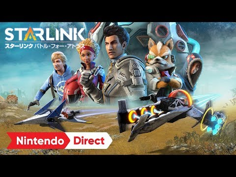 スターリンク バトル・フォー・アトラス [Nintendo Direct 2019.2.14]