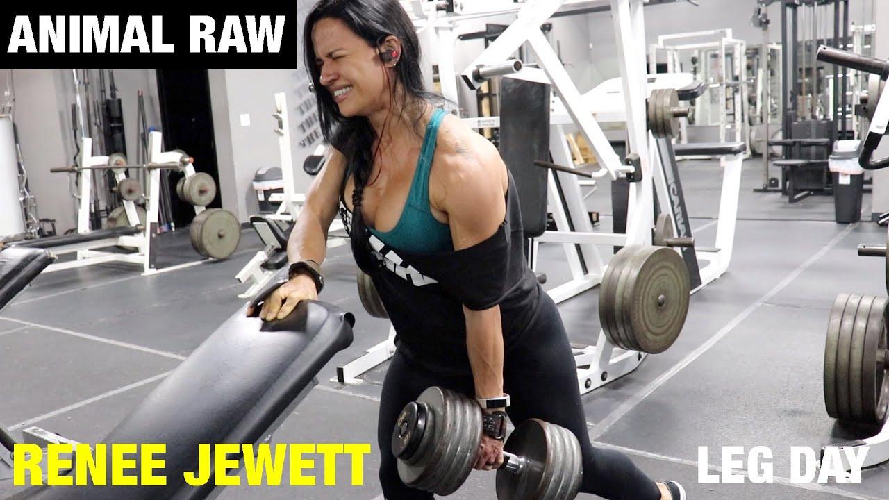 Animal Raw | Renee Jewett's Leg Day